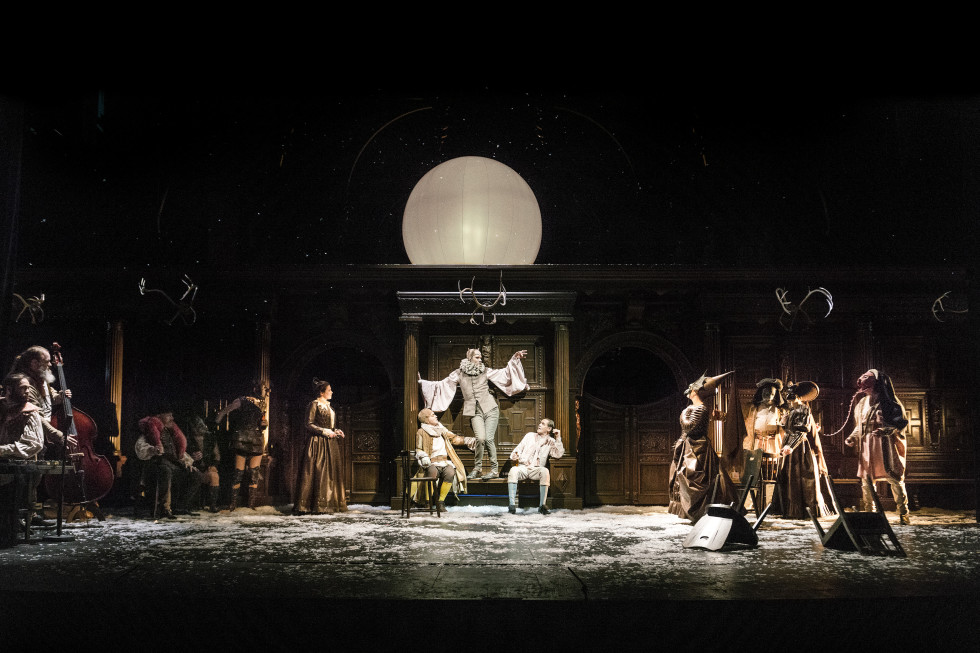 Trettondagsafton av William Shakespeare 2015